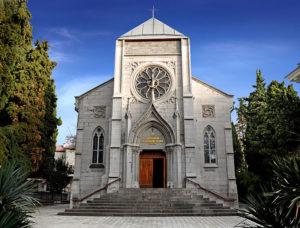Храм Непорочного зачатия Пресвятой Девы Марии (г. Ялта)