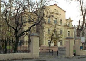 Здание церкви в наши дни