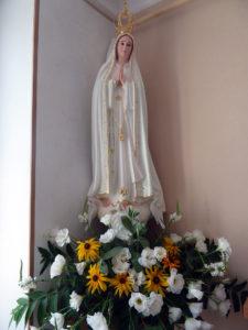 освячена фігурка Фатімської Богородиці у Севастополі